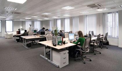 Mudanzas de oficinas y de empresas mudanzas murias for Mudanzas de oficinas